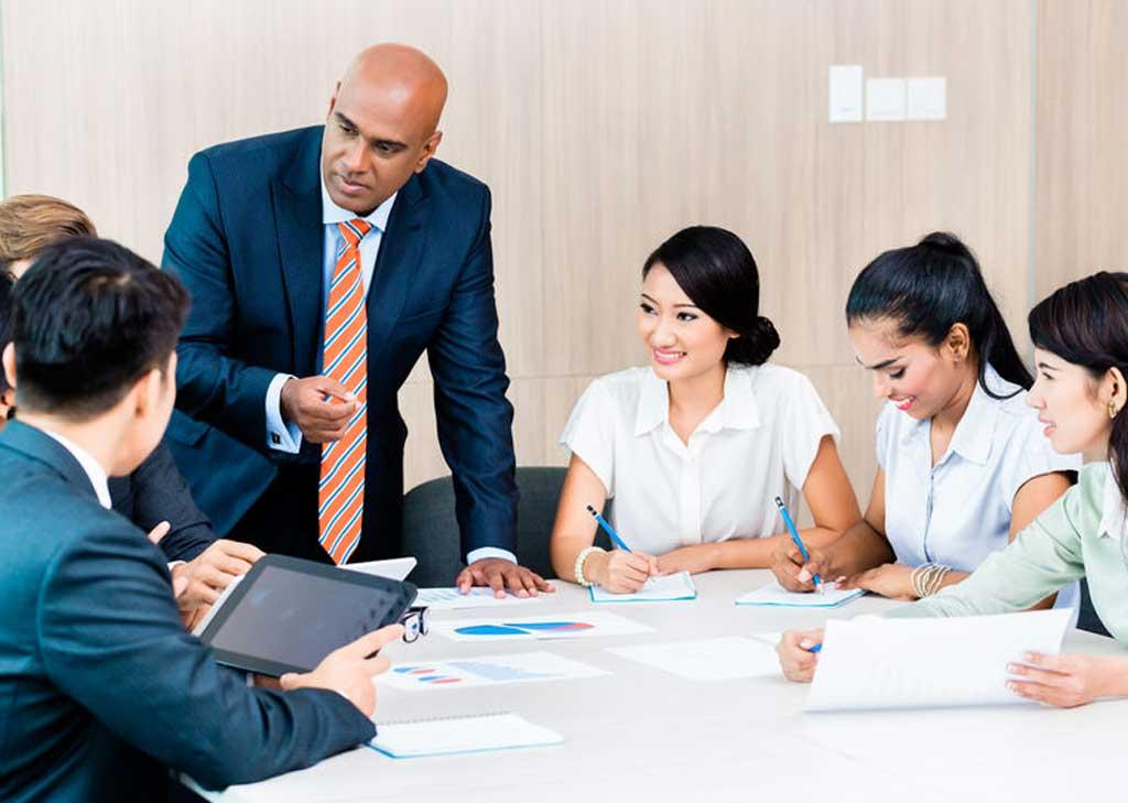 winning-sales-team