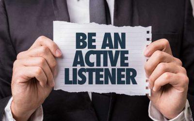 How You Listen Impacts Sales Success
