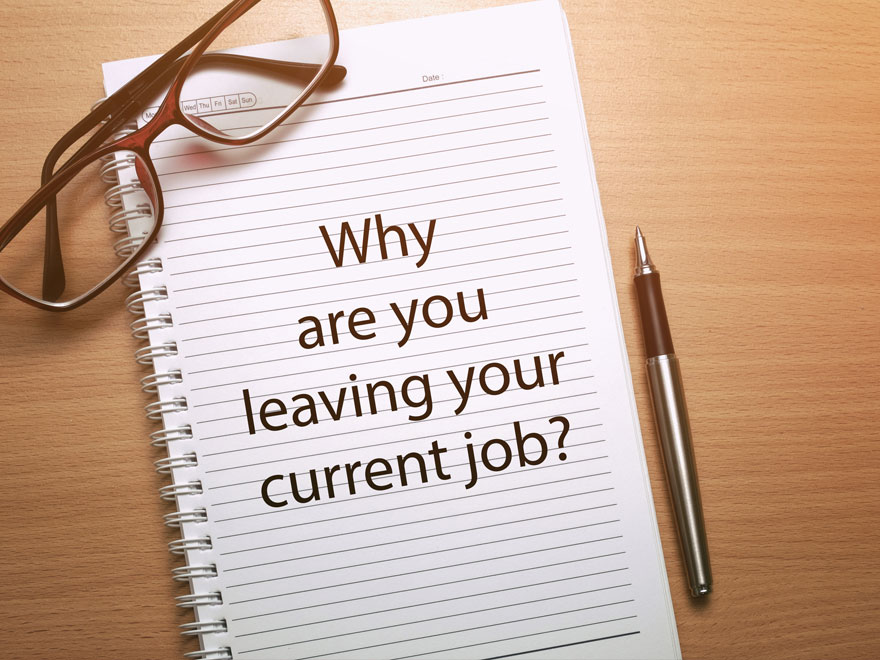 Leaving Your Job Might Not Be As Bad As You Think