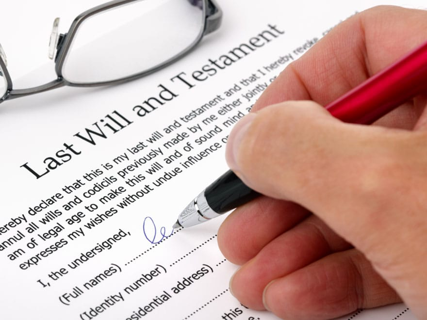 10 Things You Should Know About Writing a Will