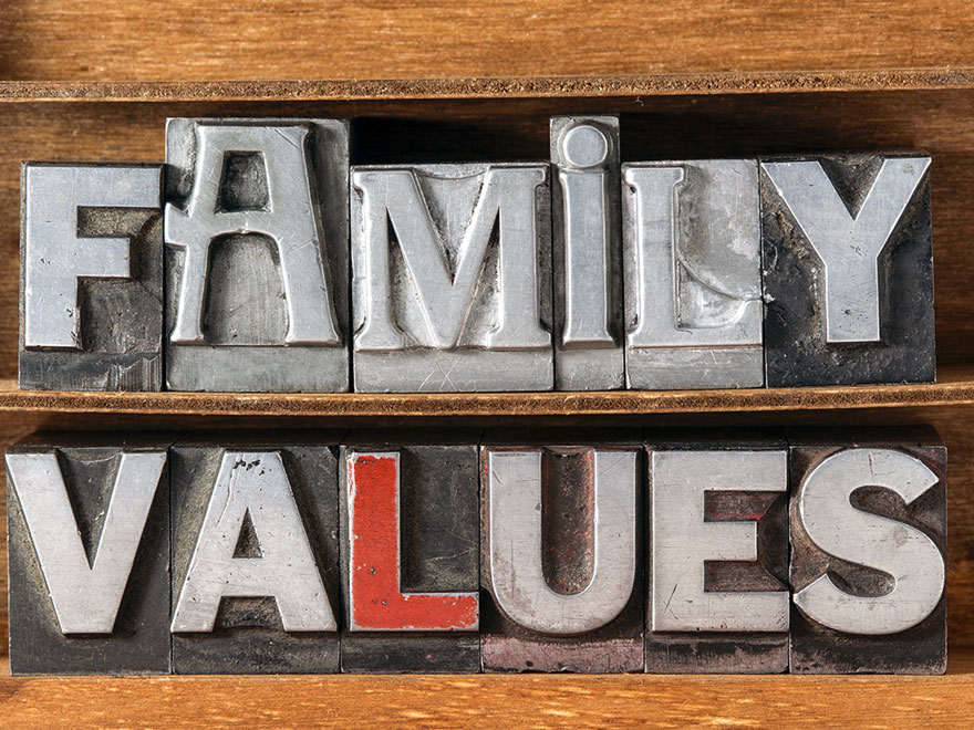 Strong Family Values Bring Family Business Success