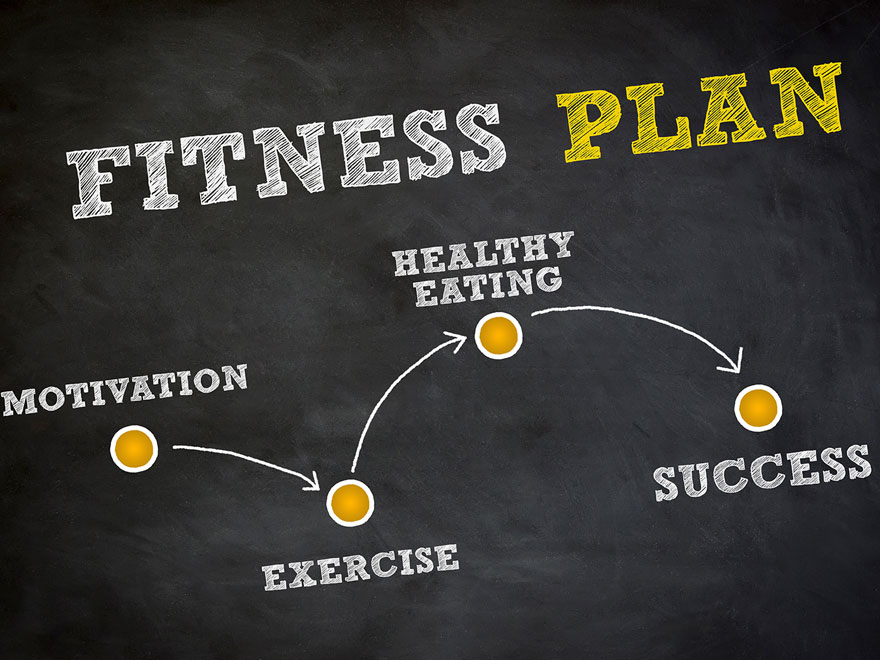 Fitness Program: 5 Steps To Get Started