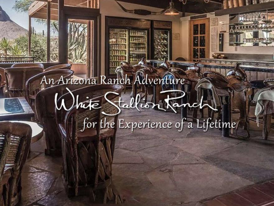 White Stallion Ranch Named One Of America's Best Family Resorts