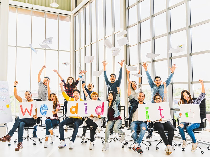 10 Tips to Build a Winning Team