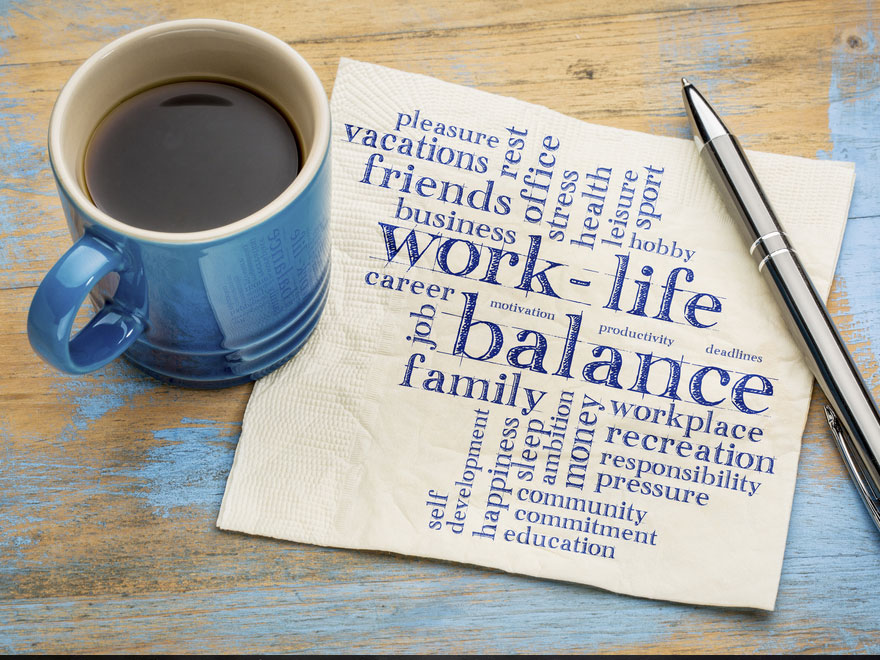 The Struggle of Achieving Work-Life Balance