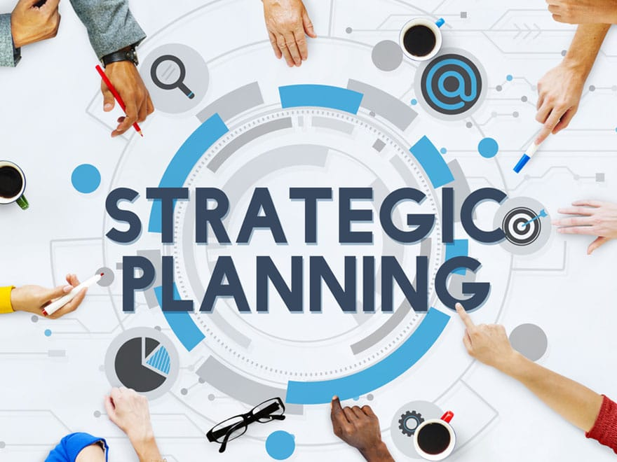 What's Not Said about Strategic Planning?