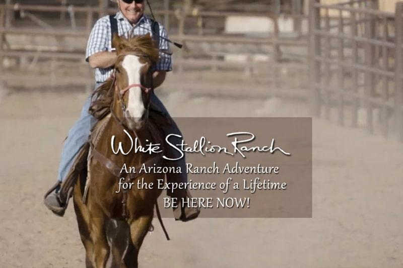 White Stallion Ranch Getaway