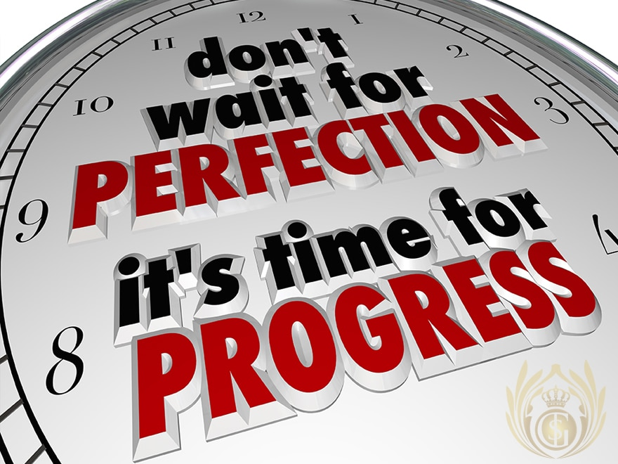 Don't Let Perfection Be the Enemy of Productivity