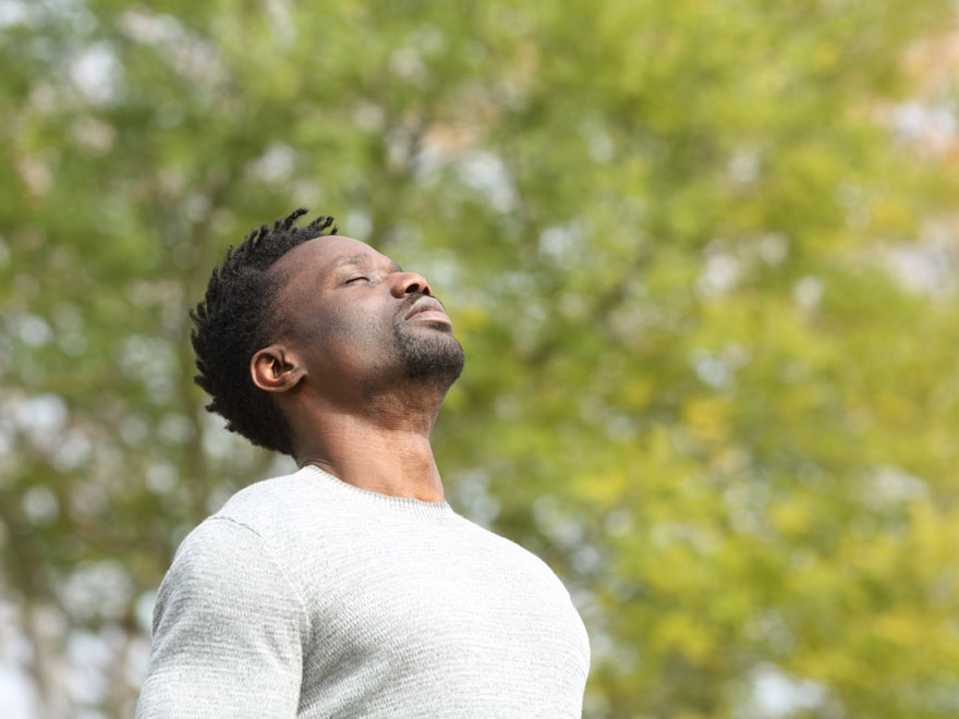 Why Breathing is so effective at Reducing Stress